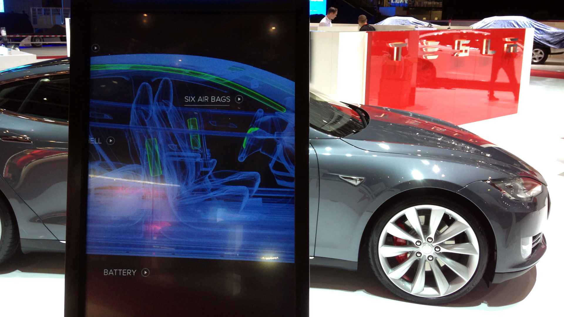 Tesla X-Ray